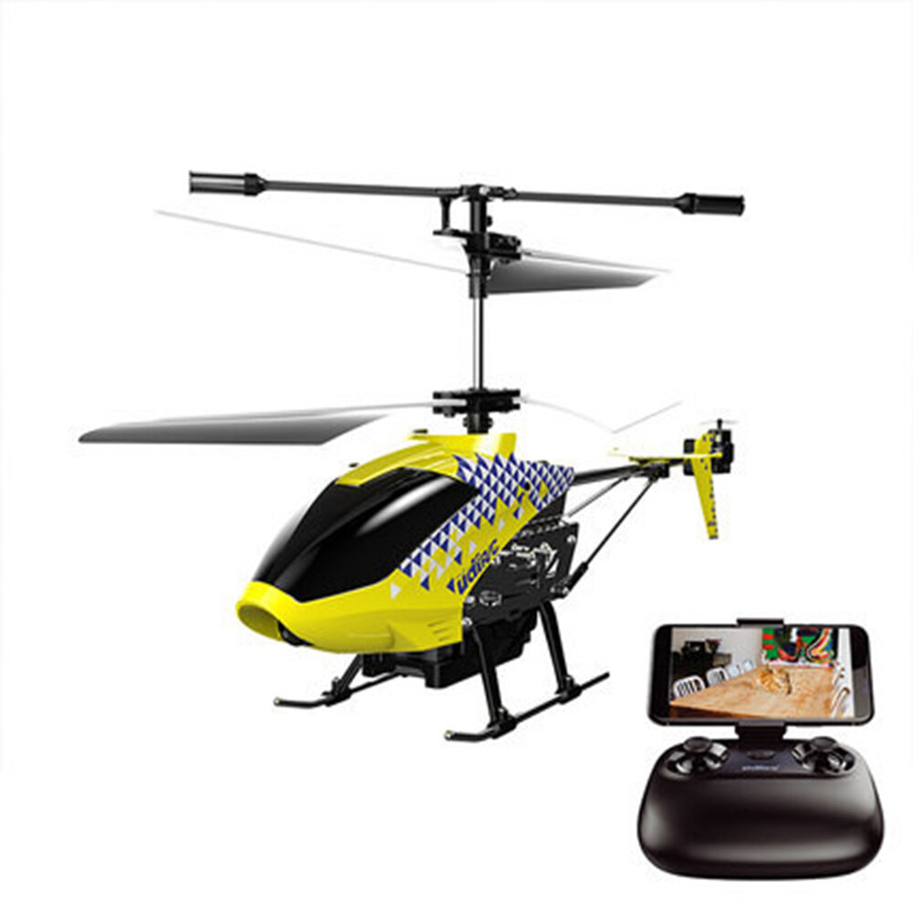 UDIRC U12S 2.4Ghz 3.5 CH RC Helicopter RTF with FPV Wifi Camera, Topacc  - buy with discount