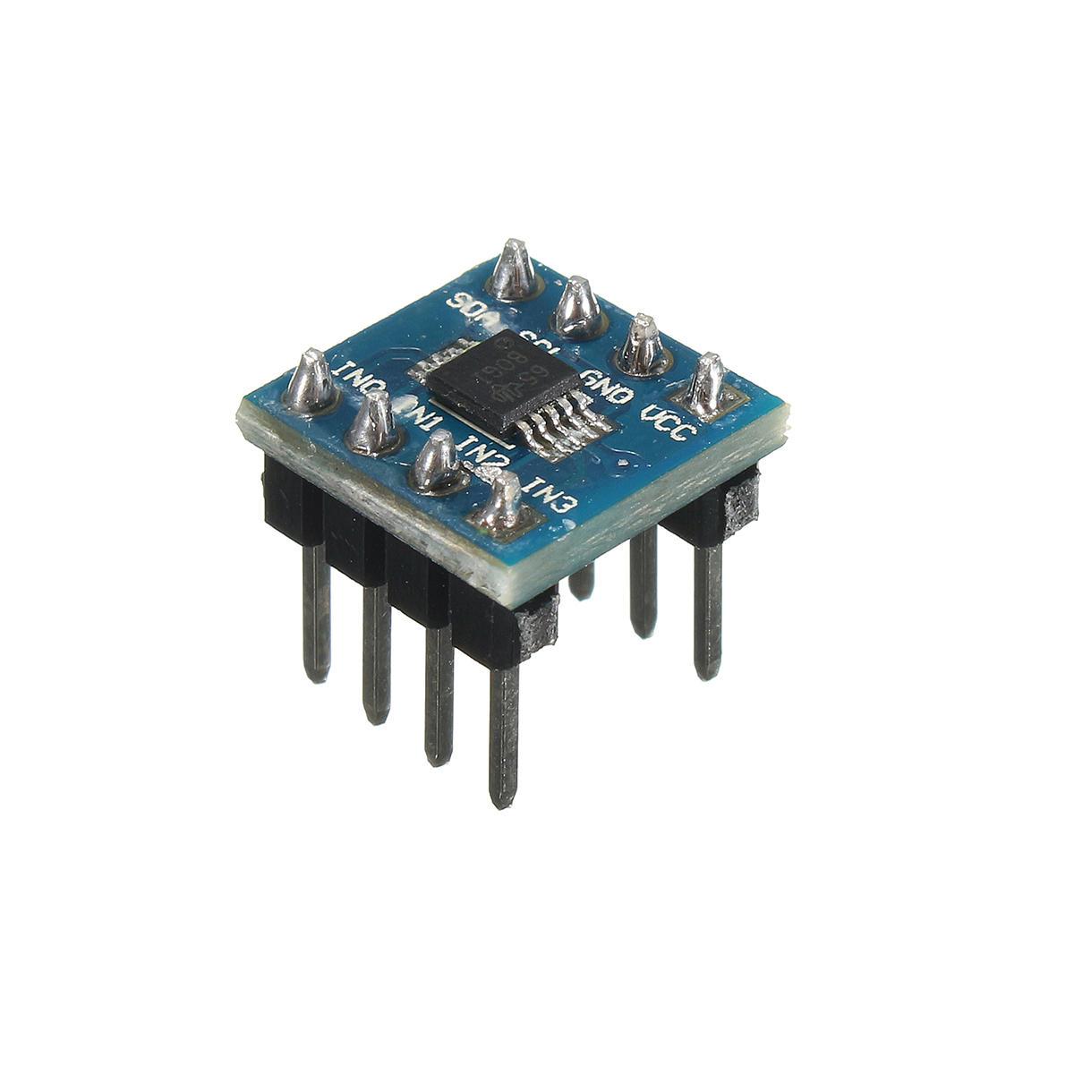 Mini ADS1115 Module 4 Channel 16 Bit I2C ADC Pro Gain Amplifier For Arduino