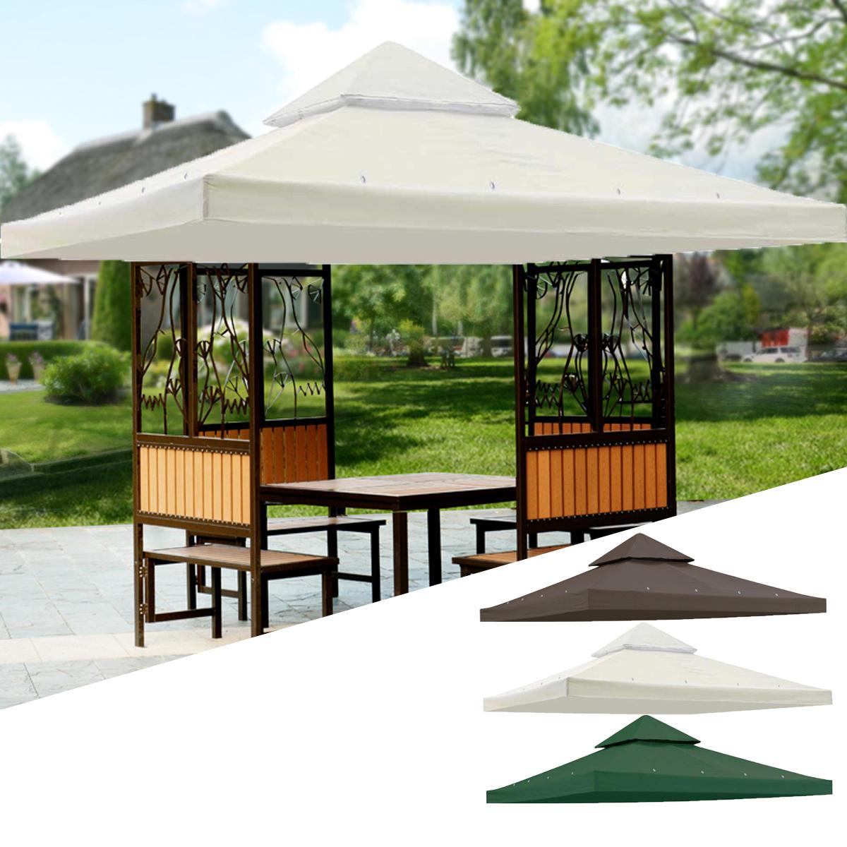 120x120inch Garden Pavilion Terrace Top