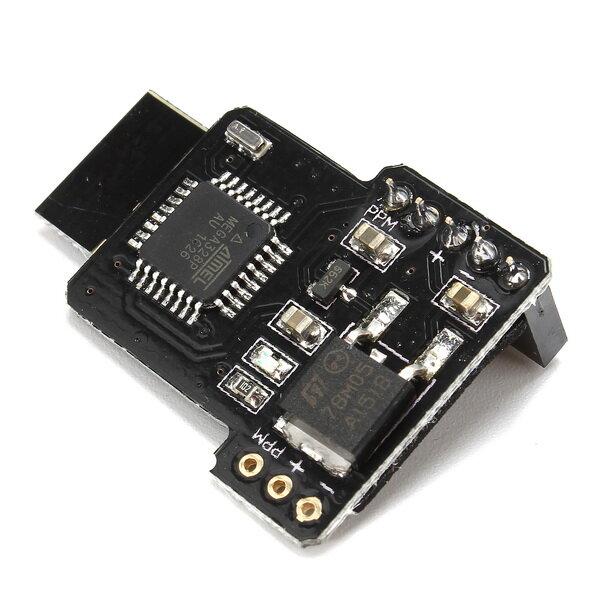 मल्टीप्रोटोकॉल TX मॉड्यूल Frsky X9D X9D Plus X12S फ्लाईस्की TH9X 9XR PRO Taranis Q X7 ट्रांसमीटर के लिए