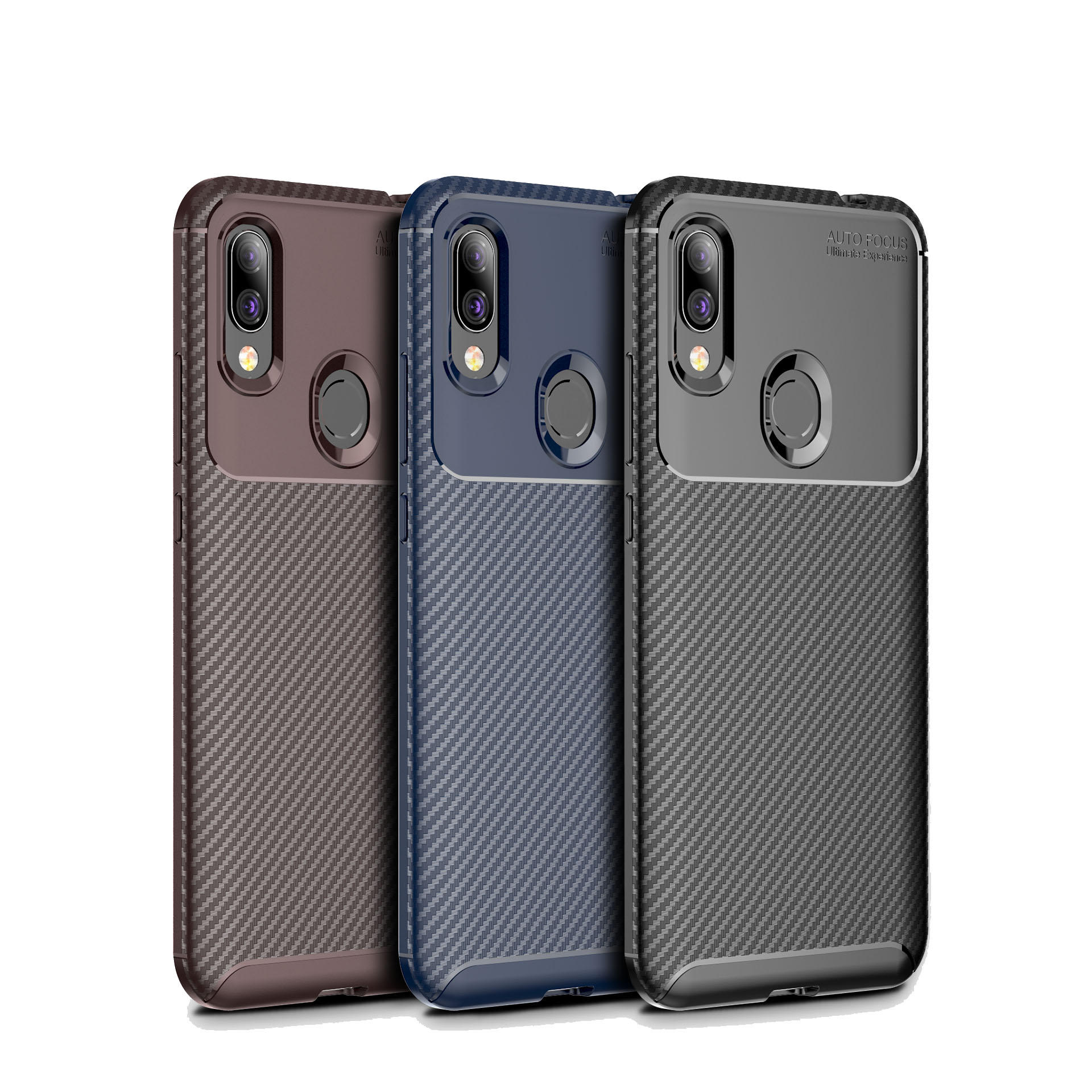 Bakeey Armor Bumper Shockproof Soft Silicone Protective Case for Xiaomi Redmi Note 7/ Redmi Note 7 PRO