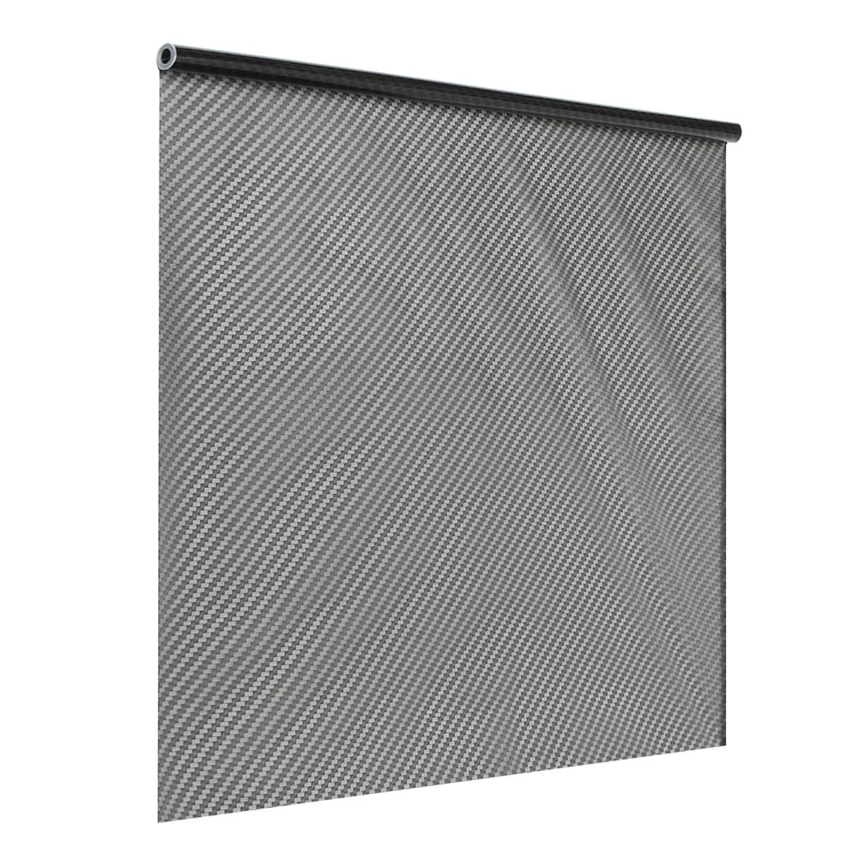 PVA Black Carbon Fiber PVC Hydrographics Water Transfer Printing Film 50x300 cm