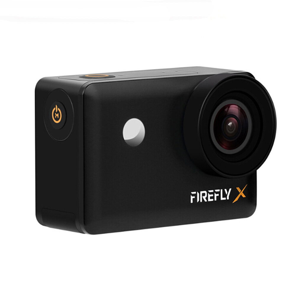 Hawkeye Firefly X 4K/60fps 90 Degree Without Distortion/ 170 Degree Wide Angle FOV WIFI Gyro 4.0 Anti-shake FPV Sports C