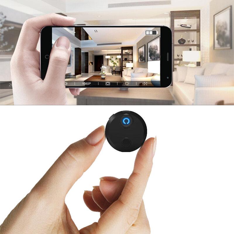 XANES HDQ15 Wifi 1080P Camera Vlog Camera Camera FPV Camera Mini Action Camera IP Camera P2P Camera