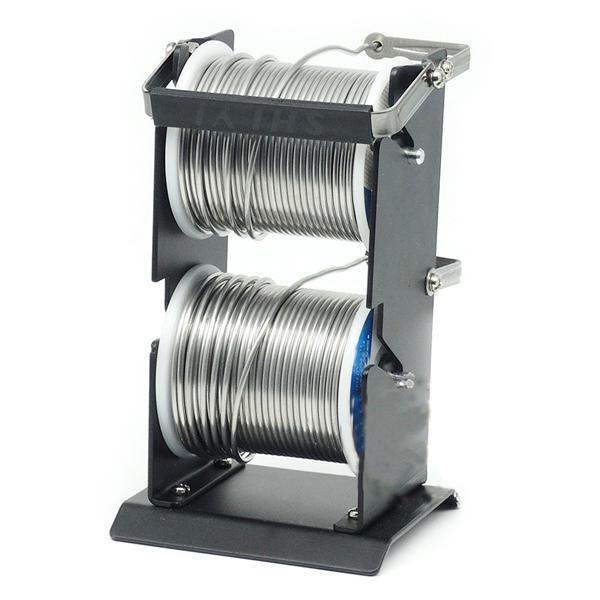 High-Strength Tin Solder Frame Soldering Tin Holder Metal Tin Wire Frame Stand 2 Levles