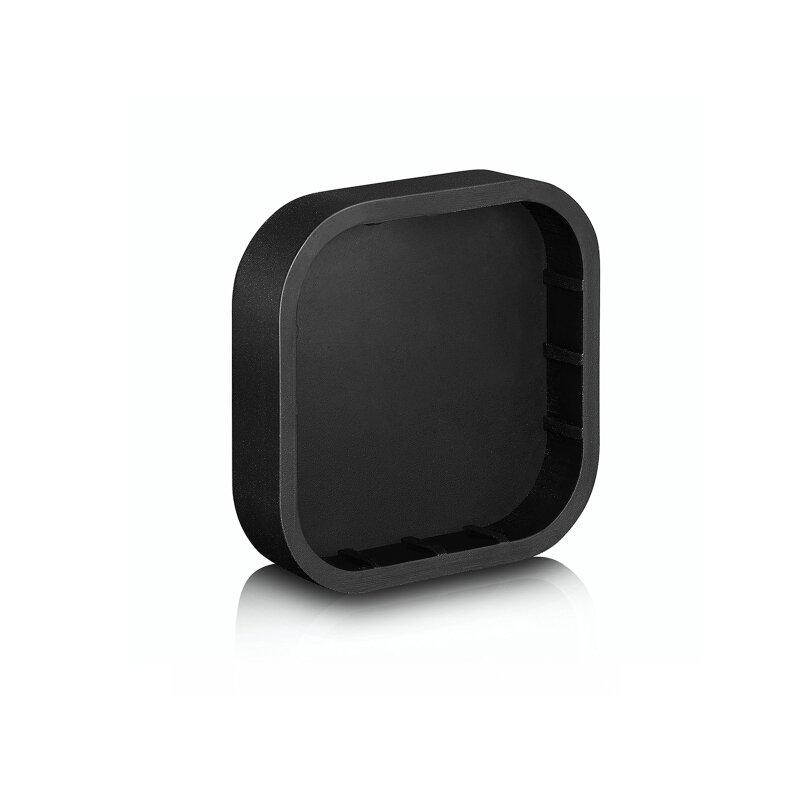 PULUZPU541BカメラレンズキャップGoProHERO9ブラックSoftTPUラバー傷のつきにくいカメラレンズ保護キャップカバーアクセサリー