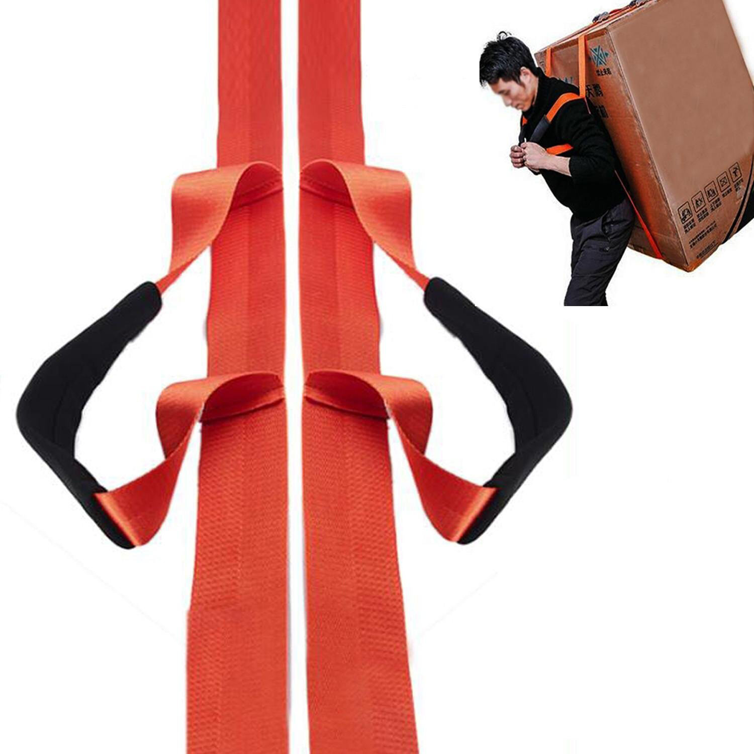 Person Furniture Lifting Moving Straps
