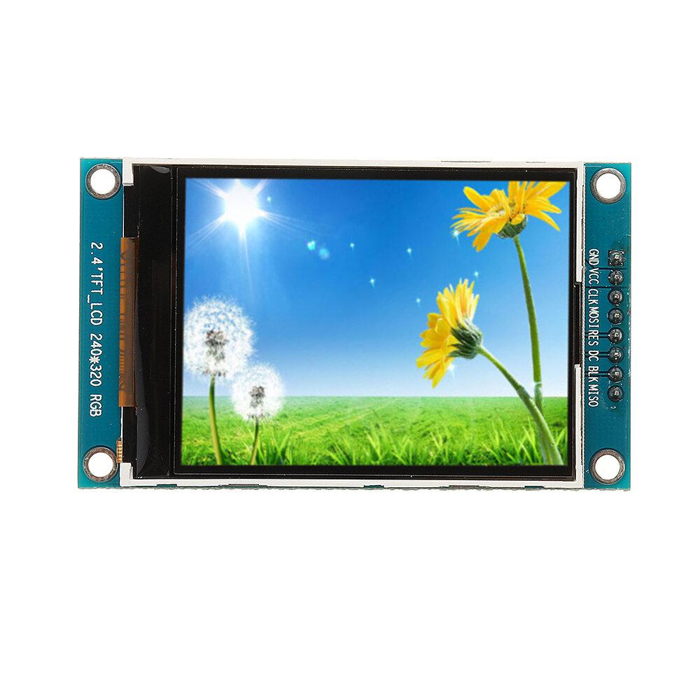 2.4 Inch 240*320 Color HD LCD TFT Screen SPI Serial Display Module ILI9341