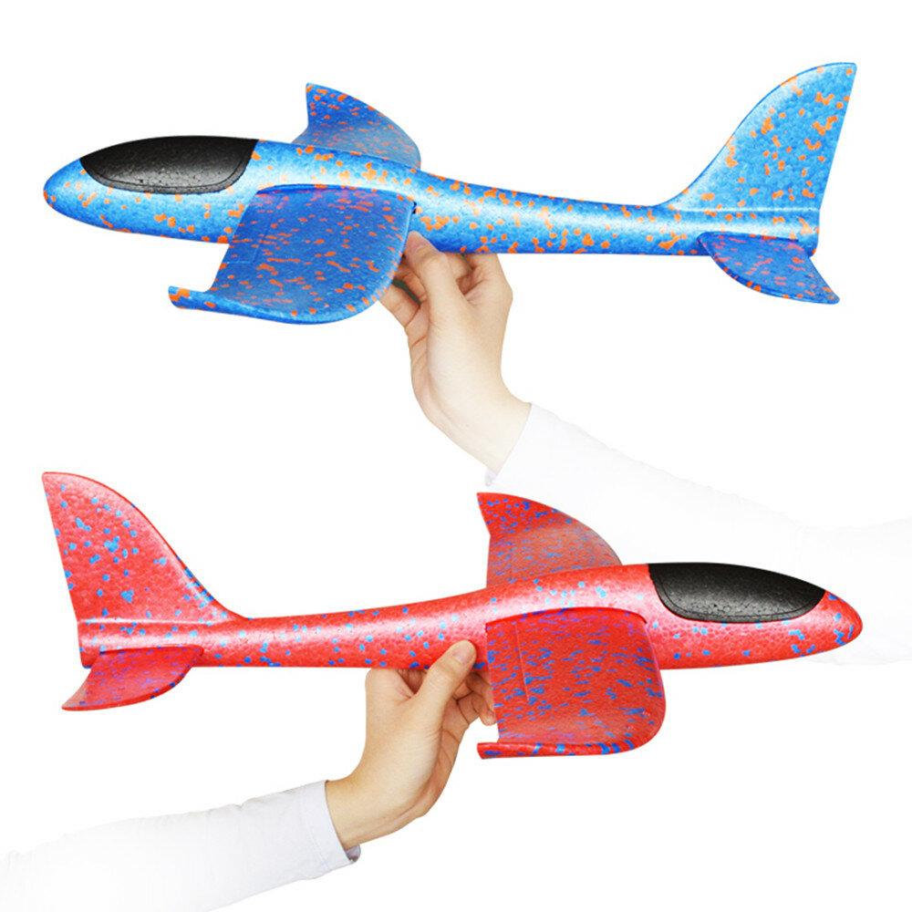 48cm velké ruční spuštění hračkářské letadlo kluzák DIY inertial pěna EPP dětské letadlo hračka