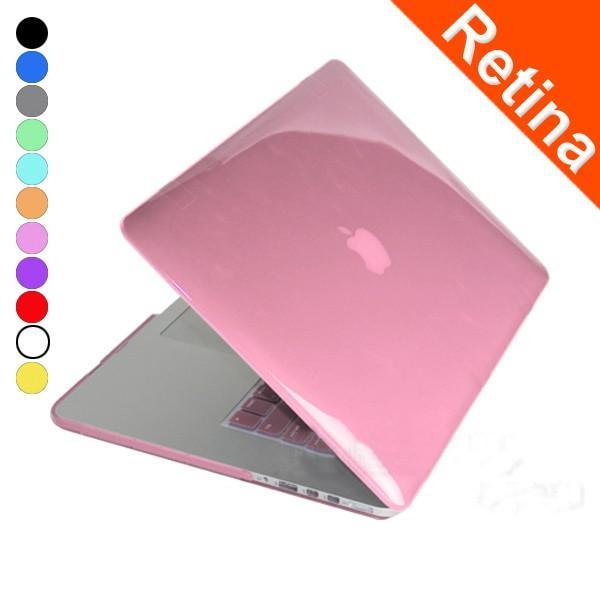 Plast Hard Hard Cover Krystall Beskyttende Skin Case For Apple Macbook Pro Retina 15,4 tommer