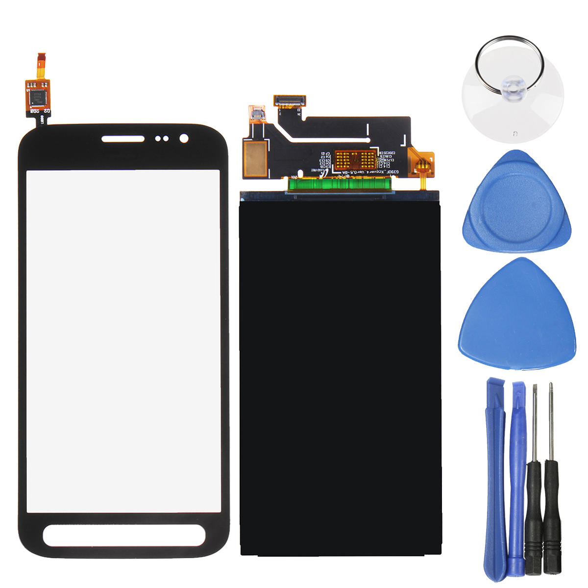 lcd display touch screen digitizer assembly & tools for samsung ...
