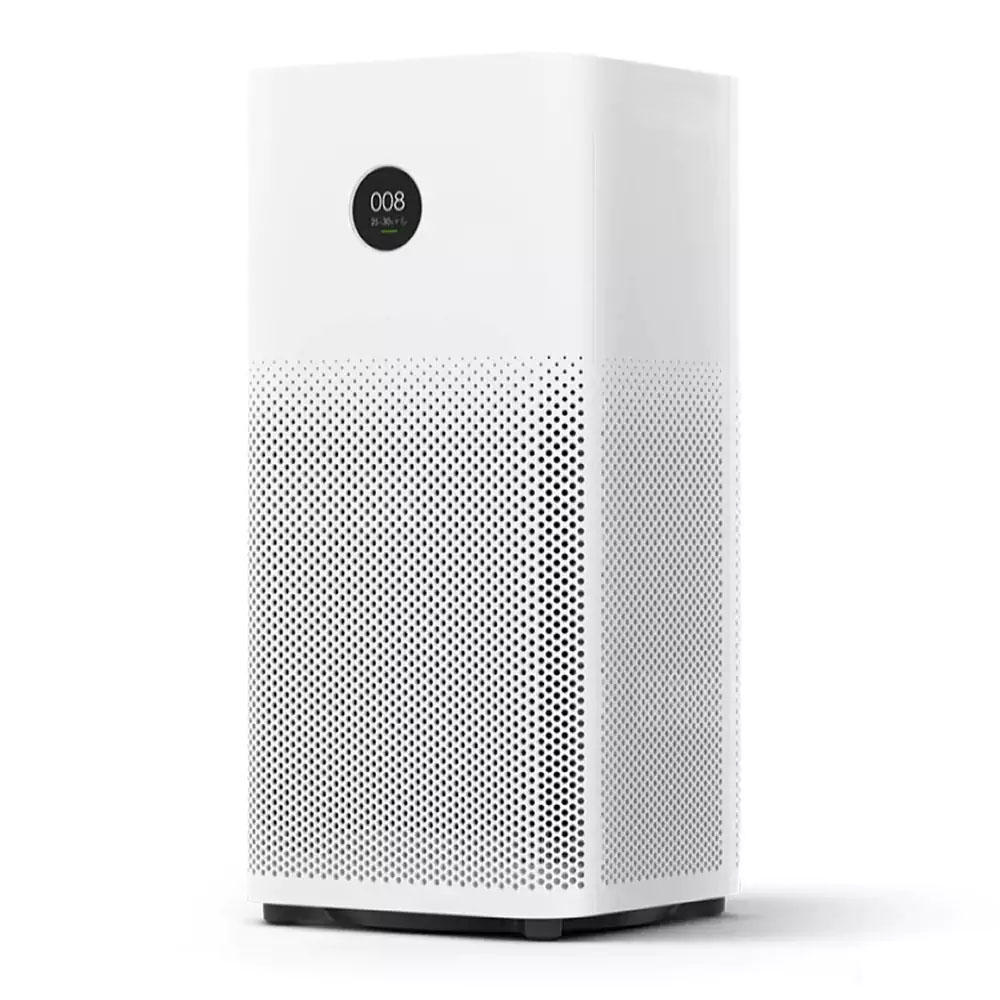 Original Xiaomi OLED Display Smart Air Purifier 2S Smoke Dust Peculiar Smell Cleaner