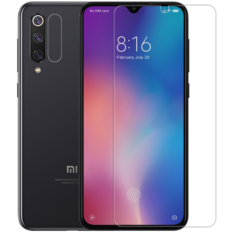 Nillkin Super Clear High Definition Soft Screen Protector for Xiaomi Mi 9 SE