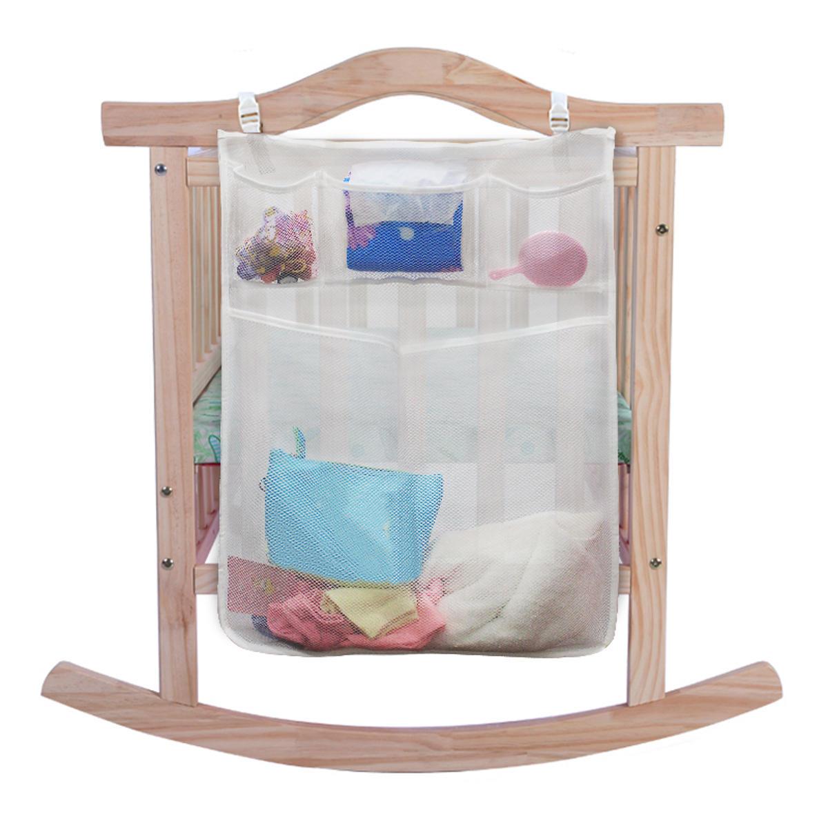 Pieghevole Baby Thing Organizzatore Lettino da culla a culla sospesa Stoccaggio Borsa Pannolini per pannolini
