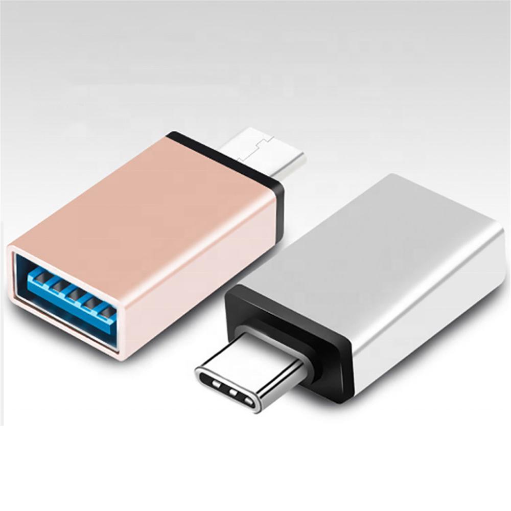 Bakeey USB Type C штекер к USB 3.0 Женский адаптер конвертера OTG для Huawei P30 P40 Pro Mi10 Note 9S S20 + Note 20