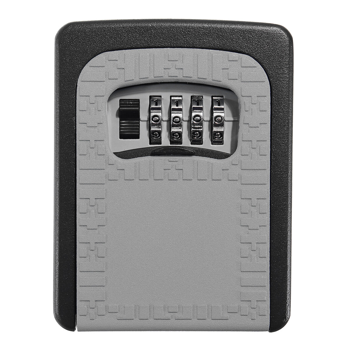 4 Digit Combination Wall Mounted Key Safe Key Box Secure Lock Safety Key Outdoor