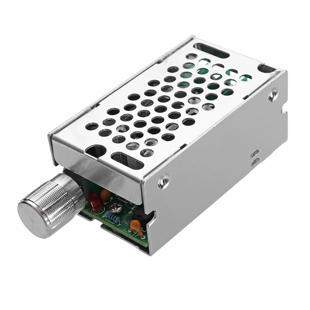 CCM5NJ 10A PWM DC Motor Governor With Stepless Speed Regulation Reverse Polarity Protection, Banggood  - buy with discount