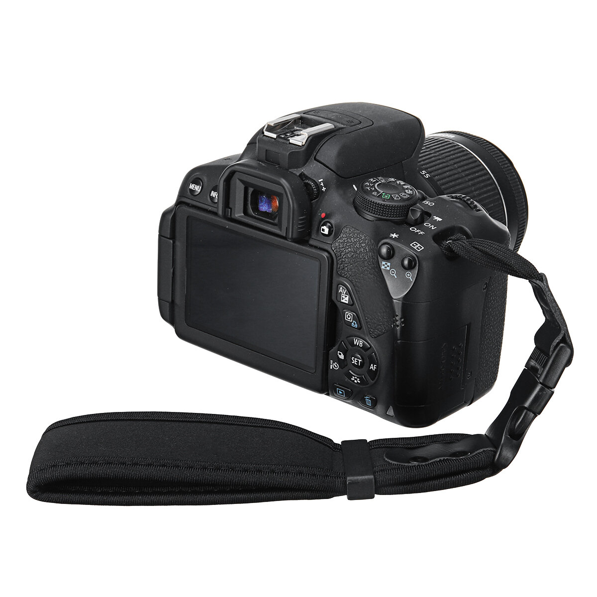 Universal Adjustable Camera Wrist Strap Hand Grip for Canon for Nikon for Sony