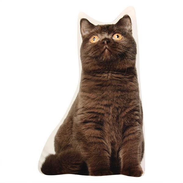 Creative 3D Cute Animal Кот Собака Форма Подушка Бросок Плюшевые Soft Диван Авто Офис Подушка Подарок