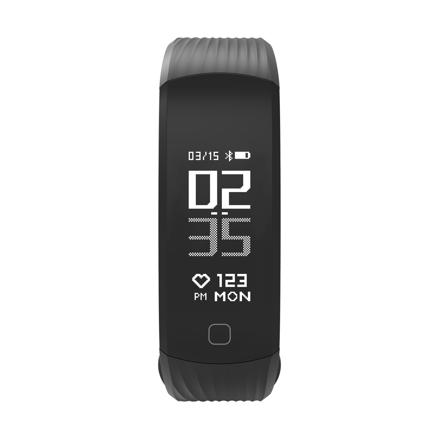 R8 Continuous Heart Rate Monitor Sport Tracker Smart Watch