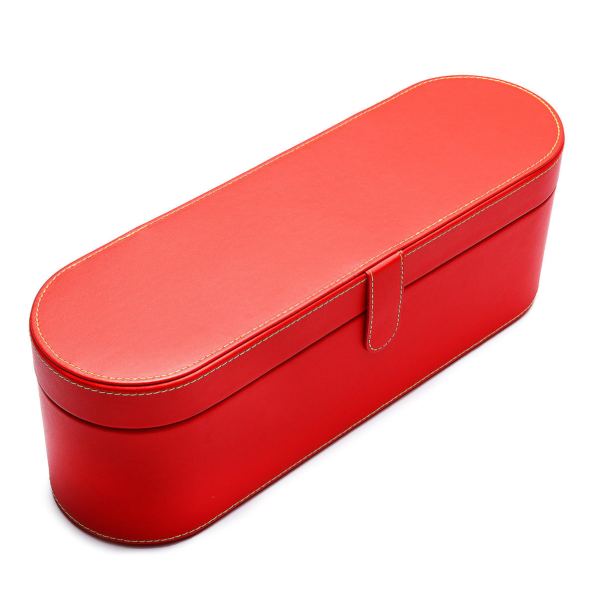 डीआईओएन एचडी 01 सुपरसोनिक हेयर ड्रायर के लिए पु चमड़ा फैशन कैरी स्टोरेज केस बॉक्स