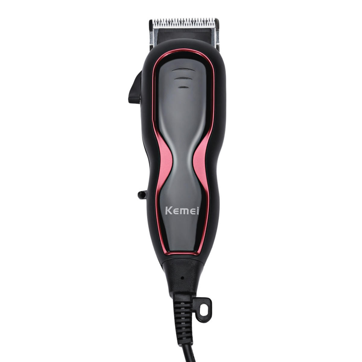KEMEI KM-1027 Rechargeable Professional Hair Clipper Mens Shaver Trimmer Grooming Set