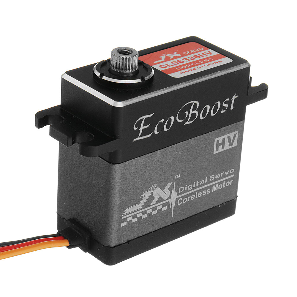 JX Ecoboost CLS6336HV 36KG Large Torque 180° CNC DigitalCoreless Servo for  RC Models