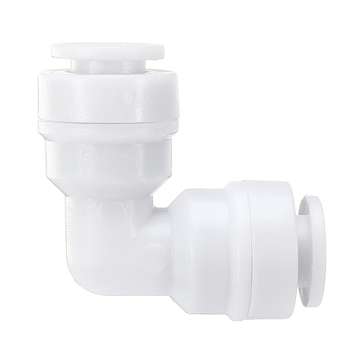 1/4 Inch RO Grade L Type Water Tube Quick Connect Parts Fittings Connection Pipes for Water Filters