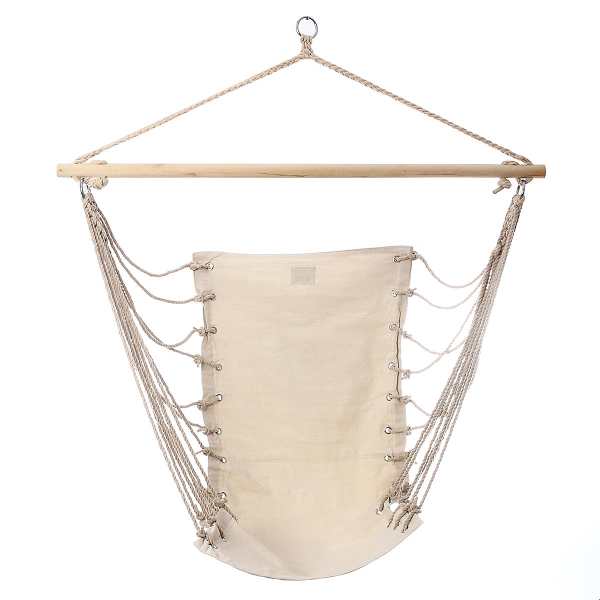 Prime 17X32Inch Outdoor Hammock Chair Hanging Chairs Swing Cotton Rope Net Swing Cradles Kids Adults Swing Seat Chair Creativecarmelina Interior Chair Design Creativecarmelinacom