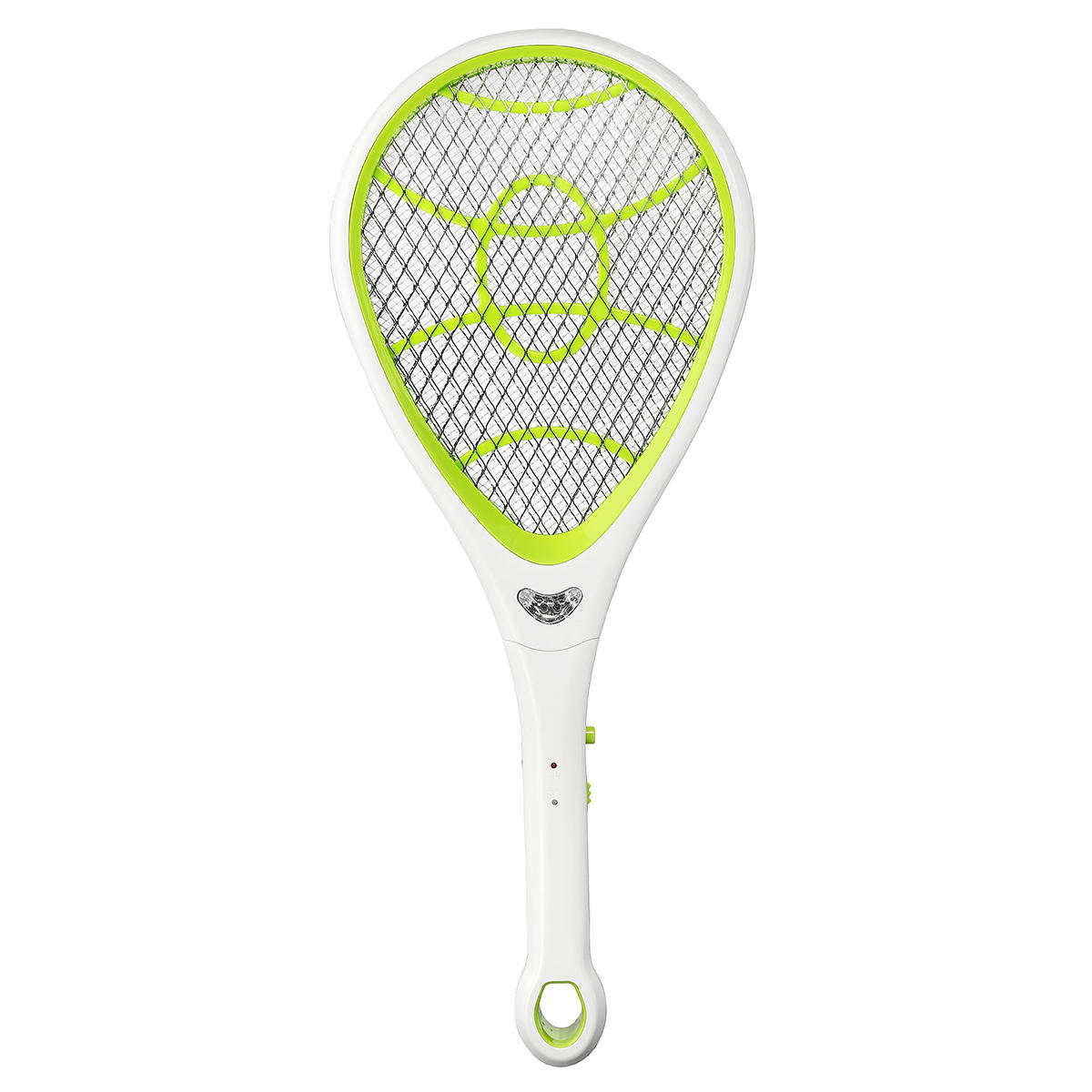 Cordless Handheld Bug Zapper Electric Racket Mosquito Dispeller Fly Insect Swatter Killer