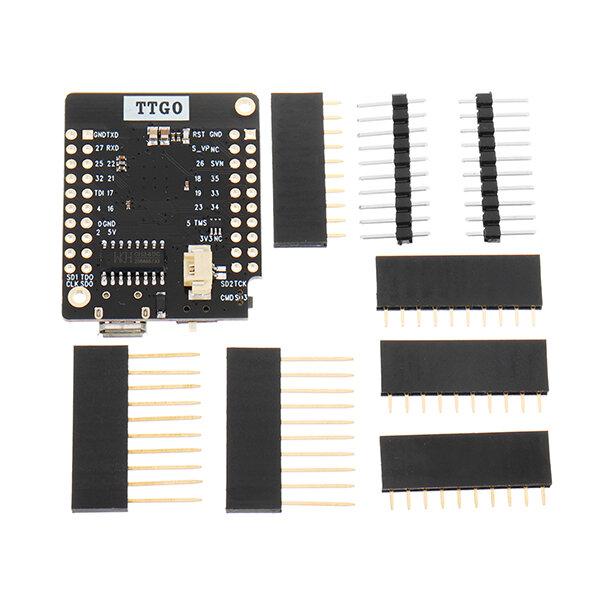 LILYGO® TTGO MINI 32 V2.0 ESP32 Karta rozwoju modułu Bluetooth WiFi