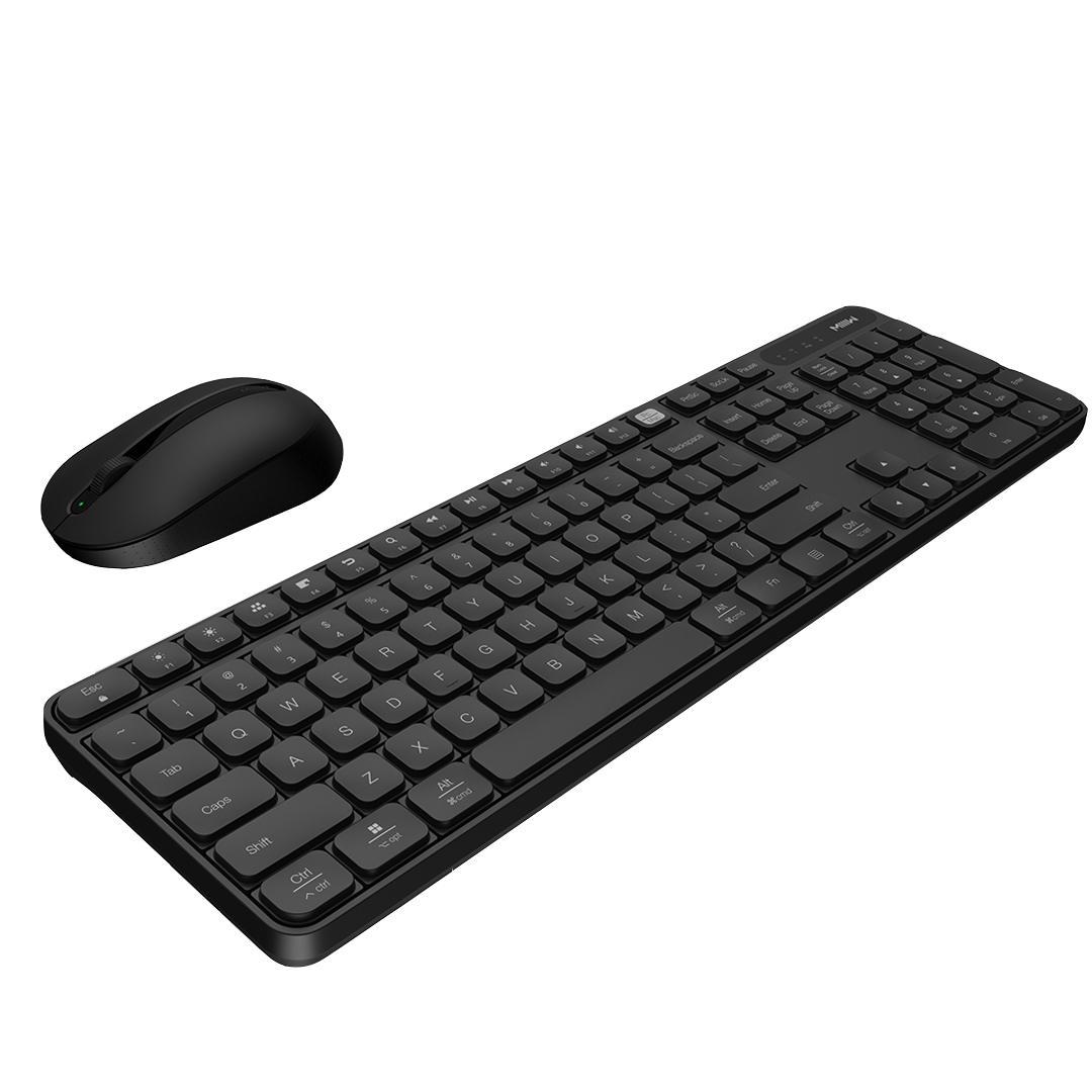 Xiaomi MIIIW Wireless Keyboard & Mouse Set for Windows/Mac One-button Switching 104 Keys 2.4GHz IPX4 Waterproof Keyboard
