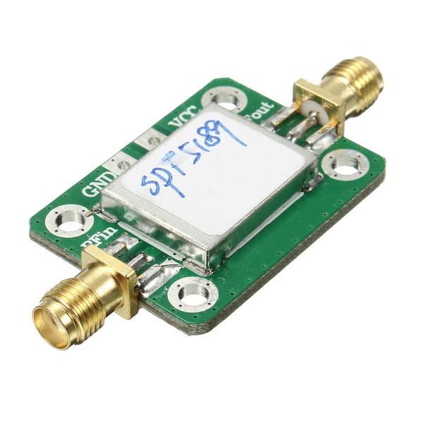 LNA 50-4000 МГц SPF5189 RF Усилитель Сигнал Приемник Для FM HF VHF / UHF Ham Радио