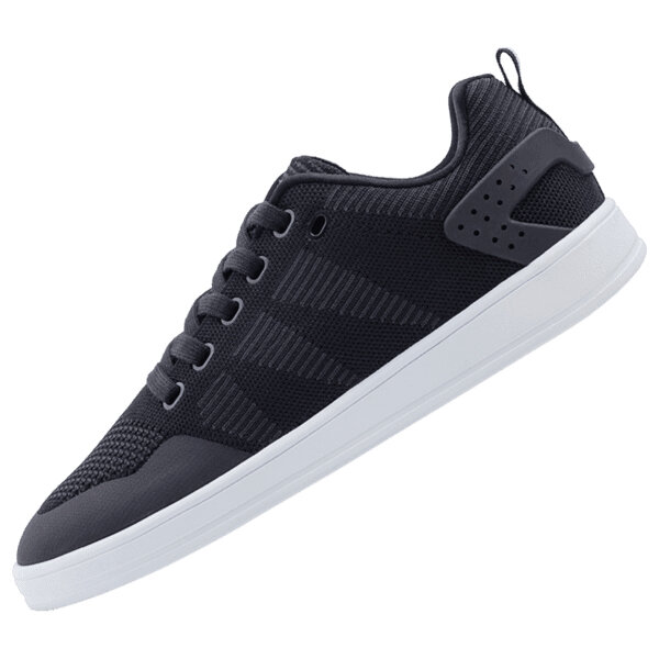 90FUN Integrated Weaving Men Sneakers Ultralight Wear Resistance Sports Running Shoes Soft Comfortable Casual Shoes fromxiaomi youpin