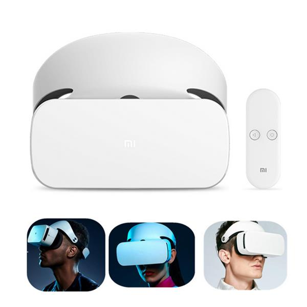 Original Xiaomi VR Glasses Virtual Reality Headset with Remote Controller  for Mobile Phone