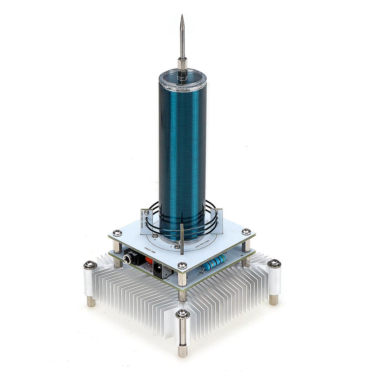Electronics Music Tesla Coil Module Plasma Speaker Wireless Transmission  Sound Solid Science