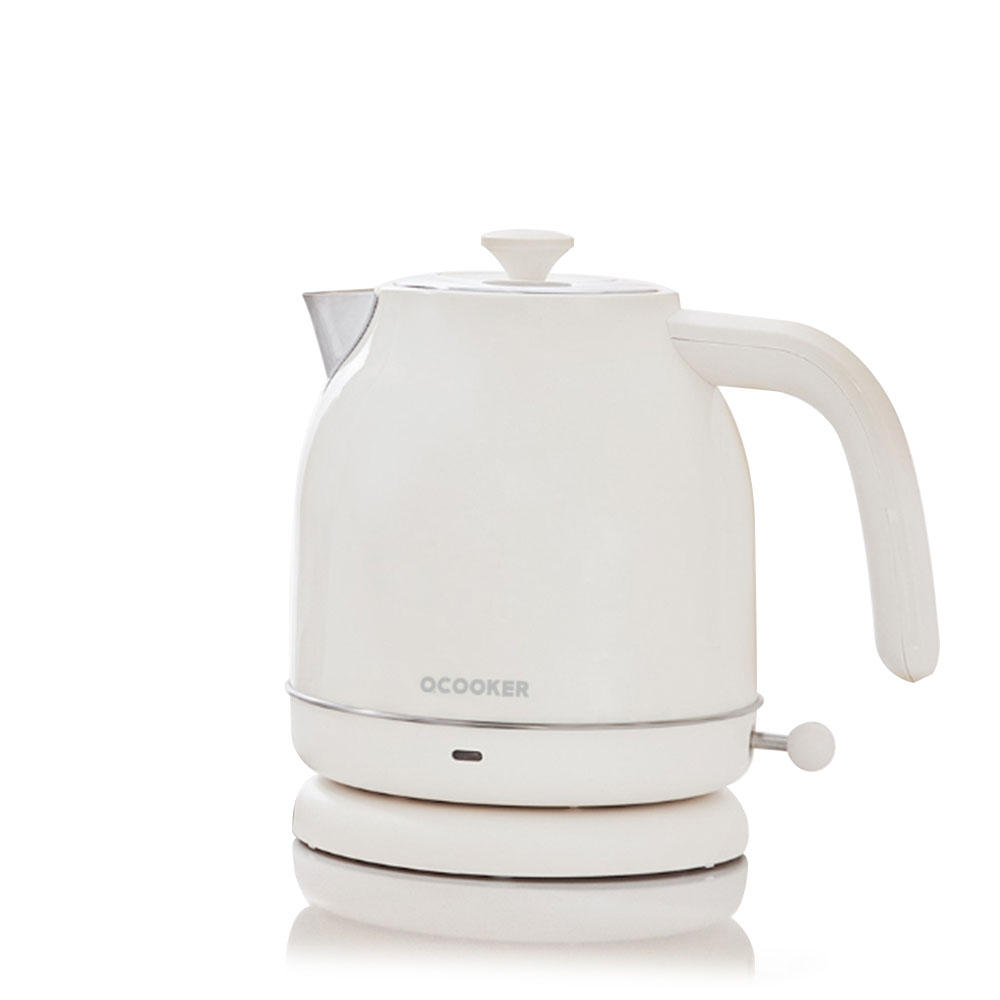 OCOOKER CS-SH02 1.7L / 1800W Retro Electric Kettle Stainless Steel  Water Kettle [ No Thermometer ] From Xiaomi Youpin