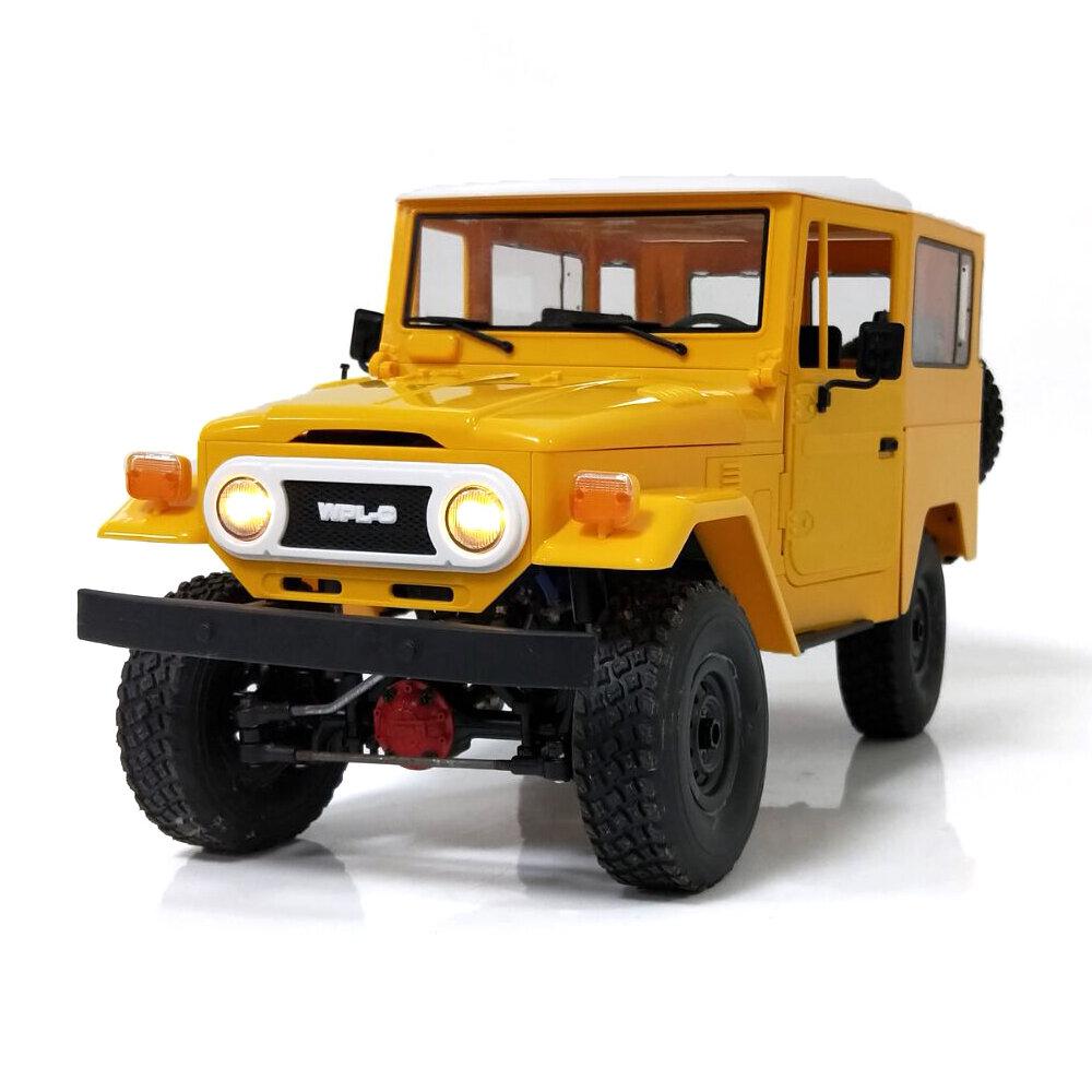 WPL C34KM 1/16 मेटल एडिशन किट 4WD 2.4G बग्गी क्रॉलर ऑफ रोड RC RC 2CH वाहन के साथ अन्य वाहन