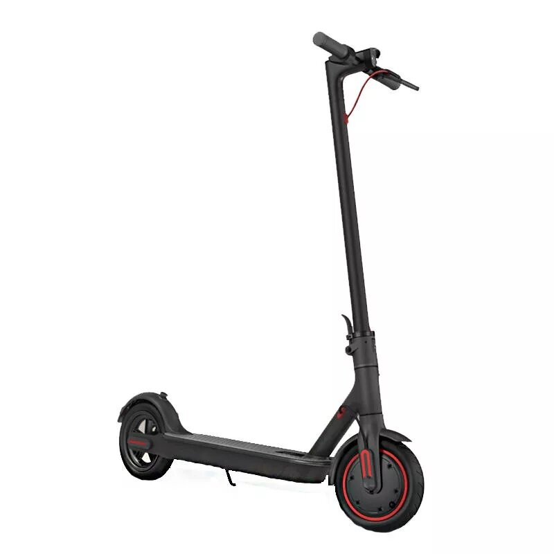 [EU Direct] Original Xiaomi Mijia Electric Scooter Pro EU Version 300W 12.8Ah Folding Electric Scooter 45km Mileage 25km/h Max. Speed Double Brake System Multi-function Control Panel