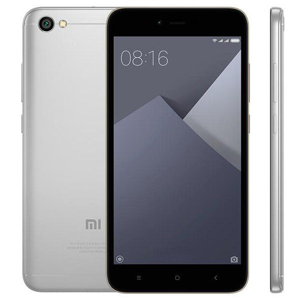 Xiaomi Redmi Note 5A Global Edition 5.5 inch 2GB RAM 16GB ROM Snapdragon 425 Quad core 4G Smartphone
