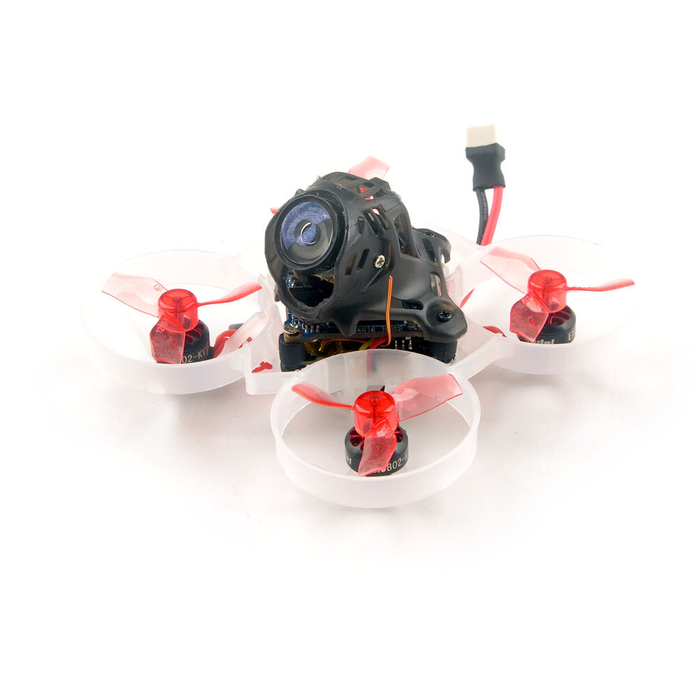 27g Happymodel Mobula6 HD M6 65mm Crazybee F4 Lite 1S Whoop FPV Racing Drone BNF w/ Runcam Split3-lite 1080P HD DVR Came