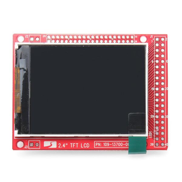 Original JYETech 2.4 Inch LCD Display Screen Module For DSO138 Oscilloscope