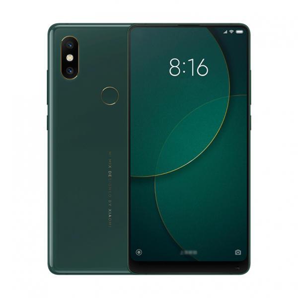 Xiaomi Mi MIX 2S Global Bands 5.99 inch 8GB 256GB Snapdragon 845 Octa core 4G Smartphone Green