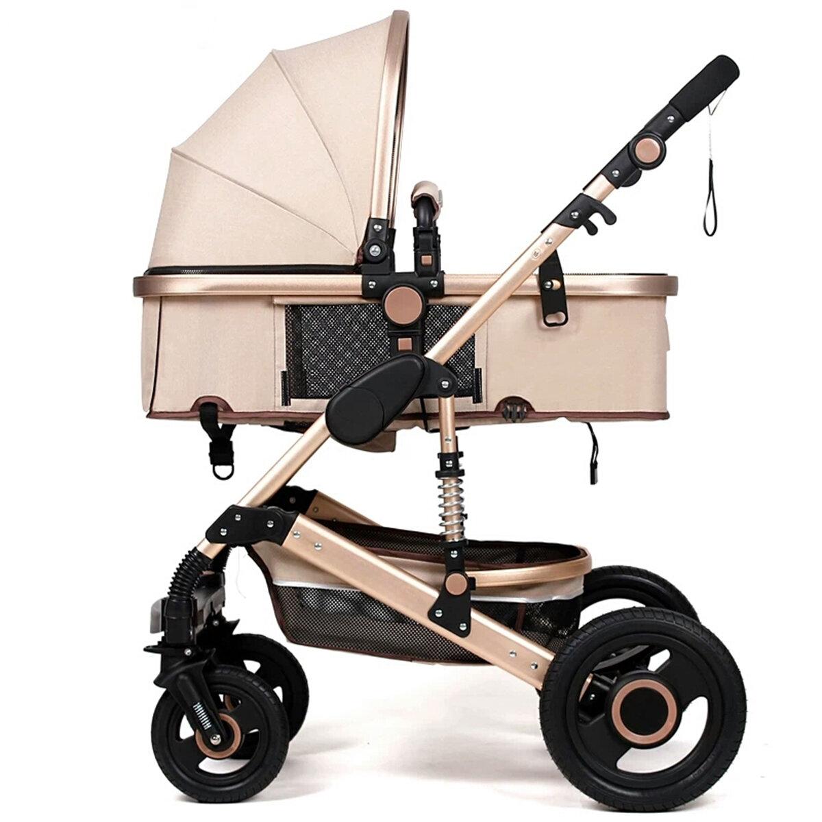 عربة أطفال قابلة للطي وخفيفة الوزن Soft عربة أطفال للسفر أقصى حمولة 25 كجم