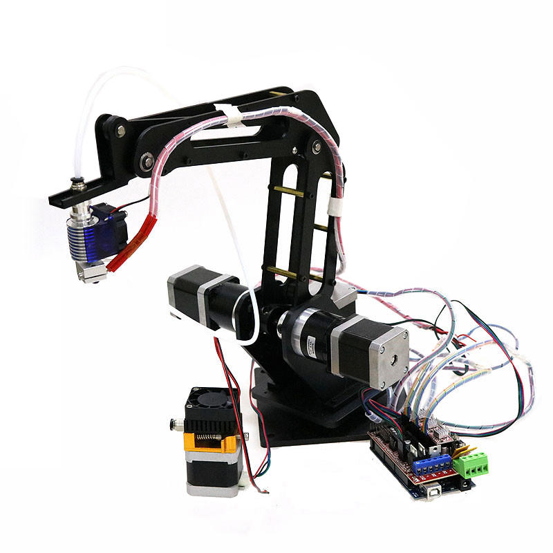 3 Dof ABB Industrial Robot Arm Support 3D Printing/Laser Engraving/Writing Abb Rapid Shut Down Wiring Diagram on