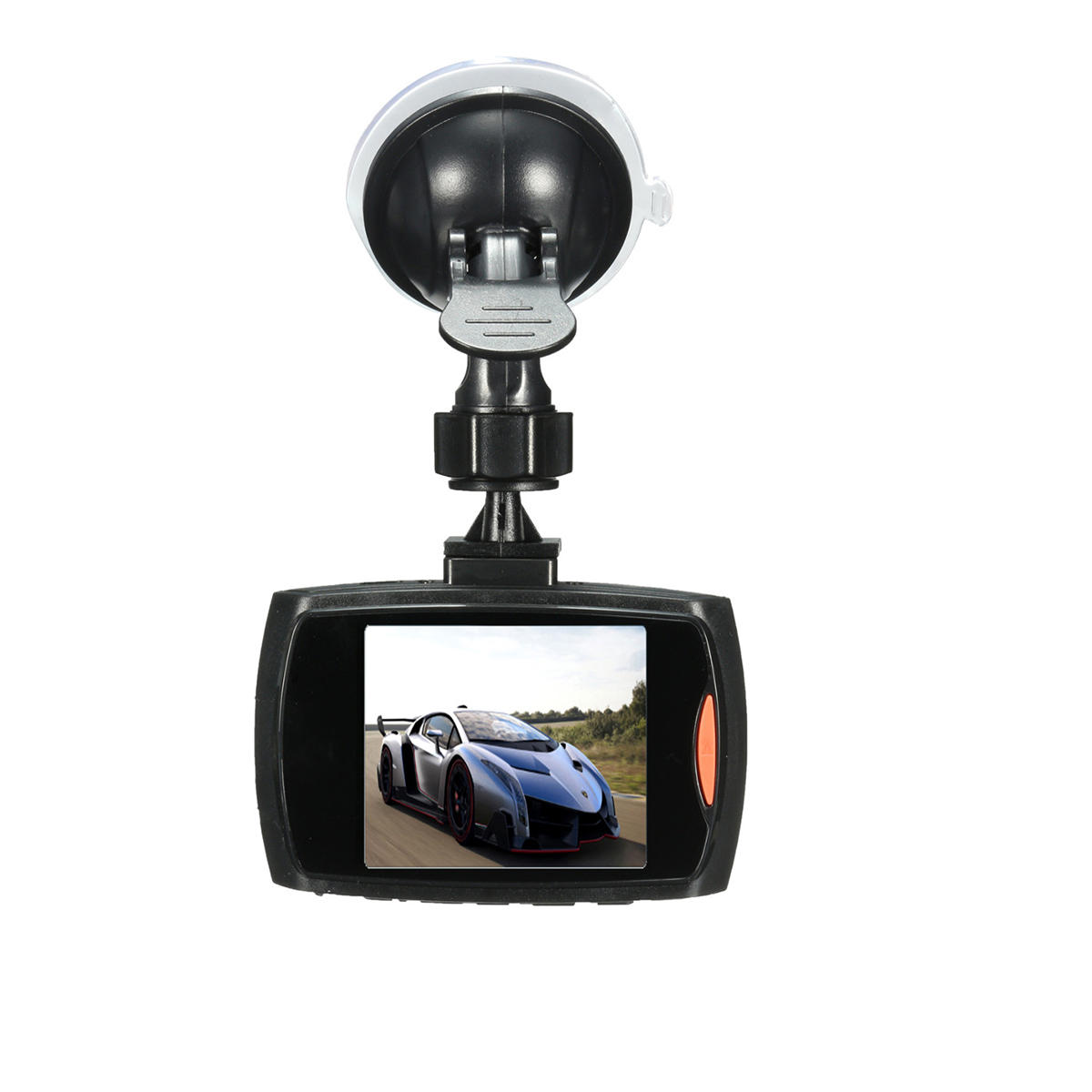 HD Car DVR Camera Night Vision Video Tachograph G-sensor Cam Recorder Tachograph