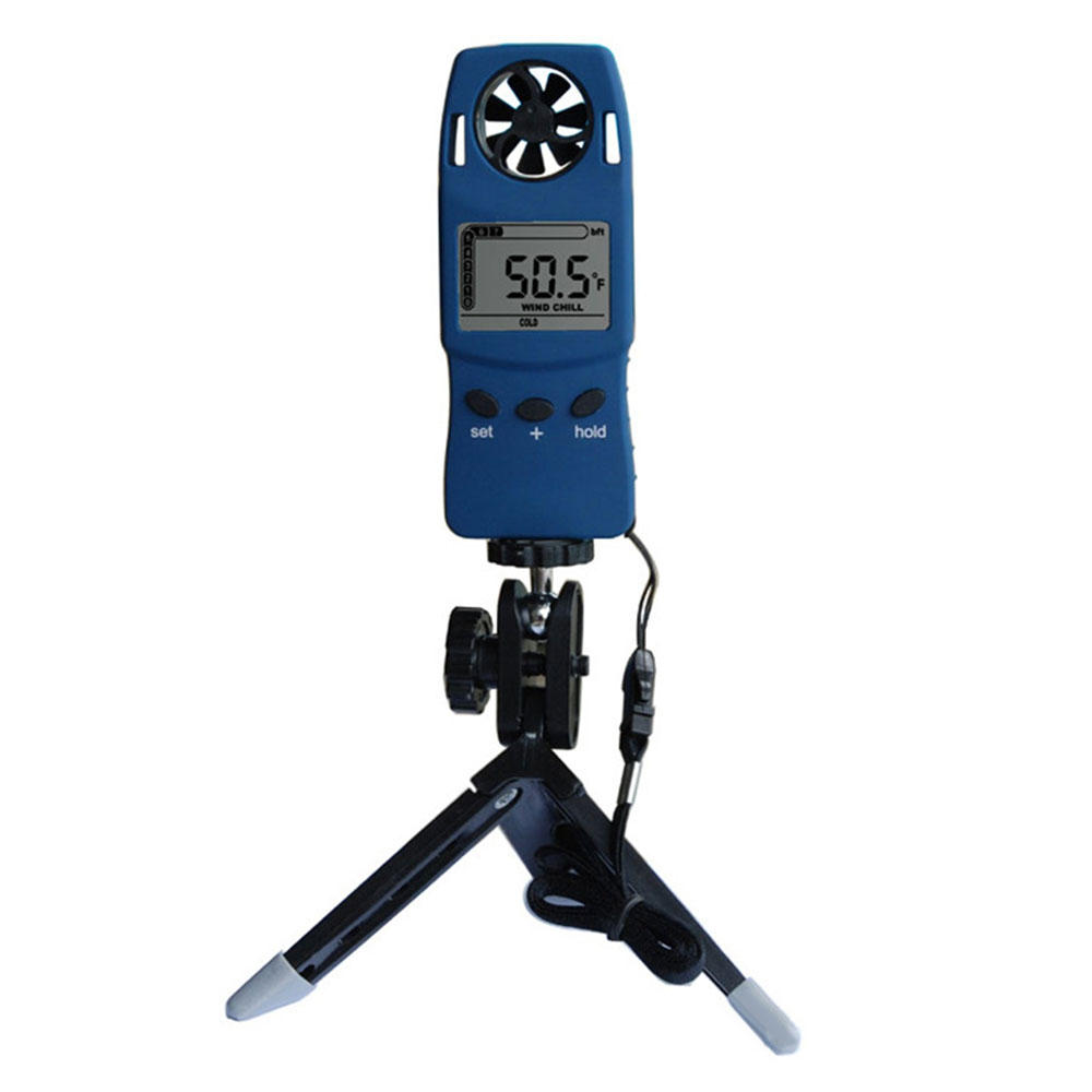 Misol WS-4000 1 UNIT Of Weather Station Handheld Anemometer With Tripod Wind Speed Wind Chill Thermometer