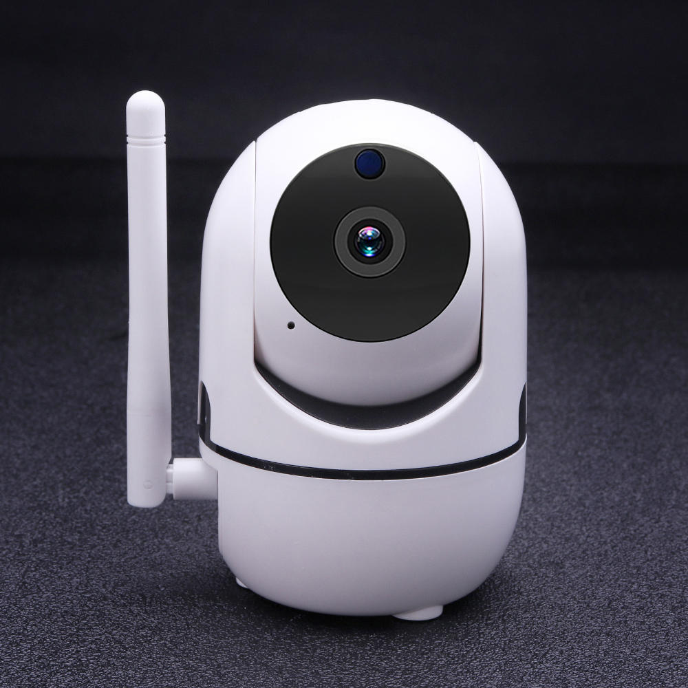CES NEWS '1080P WIFI sans fil IR Cut Security IP Caméra Vision nocturne Intelligent HD Surveillance Cam