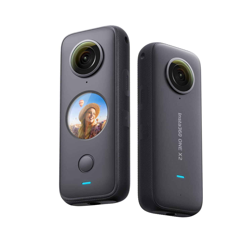 Insta360 ONE X2 VR Camera 5.7K