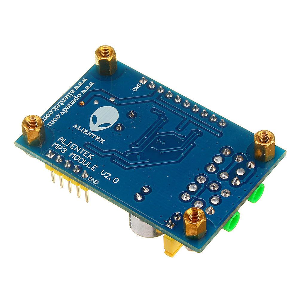 VS1053 Module MP3 Player Audio Decoder Board OGG/WAV Coding For STM32  Microcontroller Development Board